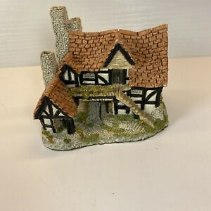 Vintage 1983 David Winter Cottages The Bothy by John Hine made in Great Britain