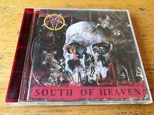 SLAYER South of Heaven  - CD