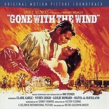 Gone With the Wind [Sony] by Original Soundtrack (CD, Jun-2010, Sony Classical)
