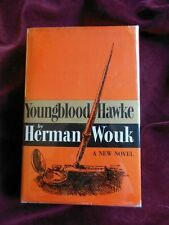 Herman Wouk - YOUNGBLOOD HAWKE - 1st (Note: File Photo)