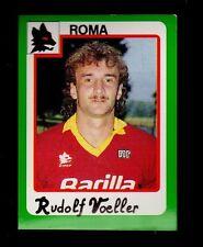CALCIATORI FIGURINE PANINI 1991 1992 ROMA VOELLER 276 VELILA ORIGINALE