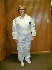 Tyvek Coveralls -  Great for Bee Keeping! Size X-LARGE (BZ30XL)