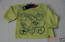 Baby Boy Sweater,Polo ° Levi´s ° Red Tab,Gelb,Gr.68