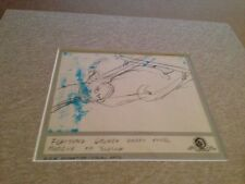 """The Grinch Storyboard """"Flattened Grich Happy to Save Sleigh"""