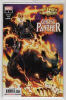 "Ghost Panther Issue #1""Infinity Wars""  Marvel Comics  (1st Print 2018)"