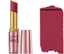New Latest Lipstick from Lakme 9-5 Primer + Matte Lip Color Maroon Mix 3.6gms