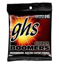 6 x GHS BOOMERS GB L LIGHT 010-046 E-Gitarre Saiten Strings NEU!! OVP!!