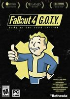 Fallout 4 Game of the Year Edition (GOTY) - Steam Key - Fast Email Delivery