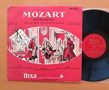 WLP 5103 Mozart Divertimenti For Oboes Horns Bassoons NIXA Mono VG/VG
