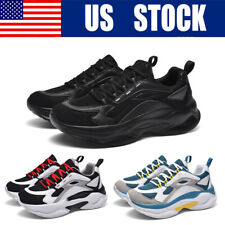 Mens Athletic Shoes Sneakers Sports Lightweight Fashion Running Size US 8-12