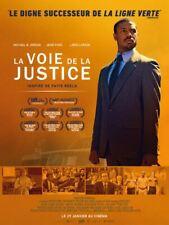 The Way de La Justice (Just Mercy) - Poster Cinema
