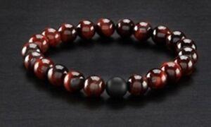 Men's Natural Stone Bracelet by West Coast