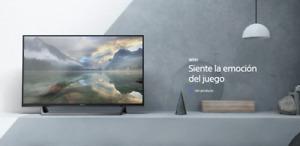TELEVISOR / LED / TELEVISION / T.V / SMART T.V / ANDROID T.V / SONY BRAVIA - HDR