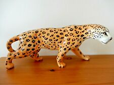 Stunning Vintage Original Beswick Leopard Figurine Stamped