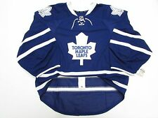 TORONTO MAPLE LEAFS AUTHENTIC HOME REEBOK EDGE 2.0 7287 JERSEY GOALIE CUT 60