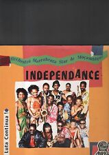 ORCHESTRA MARRABENTA STAR DE MOCAMBIQUE - independance LP
