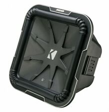 "Kicker 15L7 D4 - 38cm Subwoofer 380mm L7 Woofer Bass Teller 15"" 2x4ohm CarAudio"