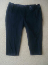 Marks and Spencer Plus Size Stretch Trousers for Women