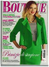 La mia Boutique Nr. 4,  2018, Schnittmustermagazin aus Italien