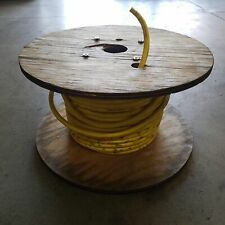 12 AWG, 3 Conductor Cable, P-123 MSHA, Approximately 200 Foot Roll - USED