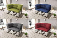 Palettenkissen Palettenauflage Sitzkissen Couch Kissen Lounge Set 120 gesteppt