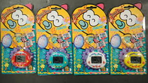 1 Gigapet Nanopet Giga Nano Dinkie Dino Pet Tamagotchi Available in 4 colors!