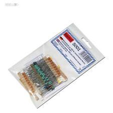 KEMO S001 Sortiment Widerstände ca 200 Stk Widerstand-Set Vorwiderstand resistor