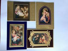 "HALLMARK Luxury Religious Christmas Cards 20cm X 14cm  8"" X 5.5"" with envelopes"