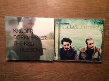 Kruder & Dorfmeister [2 CD ALBUM] K & sessioni DIGI + DJ KICKS! k7