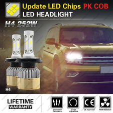 CSP HB4 252W25200LM CREE LED Headlight Kit Light Bulbs 6500K Super Bright