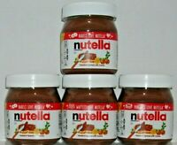 (4 Jars) Nutella Ferrero Hazelnut Spread w/ Cocoa 13 oz Great on Waffles, Bagels