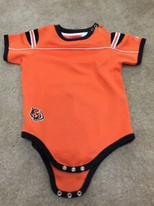 Cincinnati Bengals NFL Baby One Piece 24m 24 Month. Free Shipping
