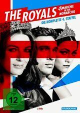 The Royals - Die komplette 4. Staffel                                %7c DVD %7c 042