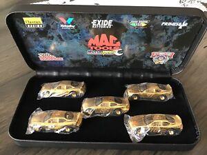 Mac Tools Motorsports 50th Anniversary NASCAR RACING CHAMPIONS 24K GOLD
