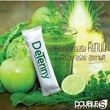 New Detenny Dietary Supplement detox loss weight fiber detox size 10 envelope.