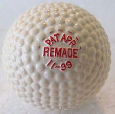 UNUSED REPRODUCTION BRAMBLE GOLF BALL  MINT
