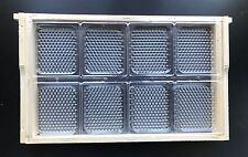 Waben Honig 1 Rähmchen DNM Deutsch Normalmaß 394x223 Kassetten und Deckel