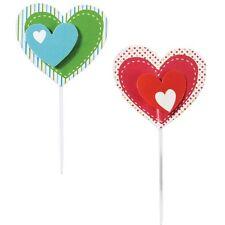 Valentine Heart Fun Pix 12 ct from Wilton #1394 - NEW