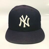 New Era 59FIFTY NY New York Yankees Cap MLB Baseball Fitted Hat Size 7 3/4