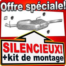 Silencieux Arriere SAAB 900 9-3 93 2.0 Turbo 16V 1994-2003 échappement MNL