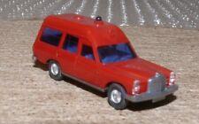 W8  Wiking 607 MB -Binz 200 Feuerwehr Krankenwagen