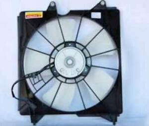 NEW LEFT ENGINE COOLING FAN FITS ACURA RDX 2013-2014 HO3115148 19020-RGL-A01