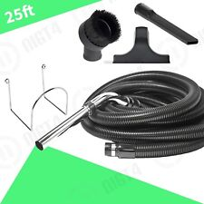 CENTRAL VAC VACUUM KIT 25' BEAM  crushproof Hose Garage Kit- NEW!!