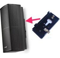 1 New Bose SlideConnect WB-50 Wall Bracket WB50 - Black (aka UB20-II / UB-20)