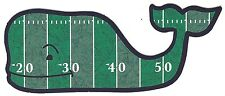 NEW AUTHENTIC VINEYARD VINES FOOTBALL WHALE STICKER DECAL FREE SHIPPING