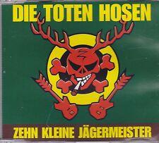 Die Toten Hosen-Zehn Kleine Jagermeister cd maxi single