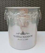 True Vintage! MOET & CHANDON Aluminium Sektkühler / Flaschenkühler !!! J66