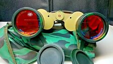 Marked, Made in Russia New 20x50 Binoculars with case