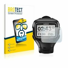 Garmin Forerunner 910XT, 2 x BROTECT® HD-Clear Screen Protector clear, coated