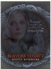 Buffy TVS Season 7 Slayers Legacy Chase Card SL-4